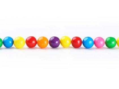 ¿Qué color tienen las encías sanas?