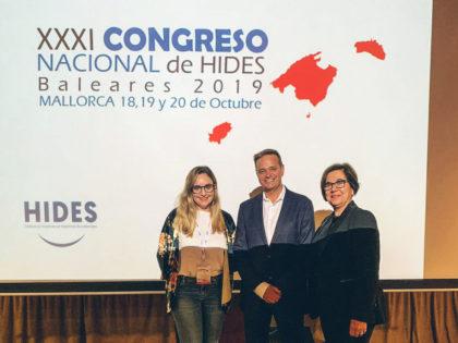 Participamos en el Congreso Nacional de HIDES